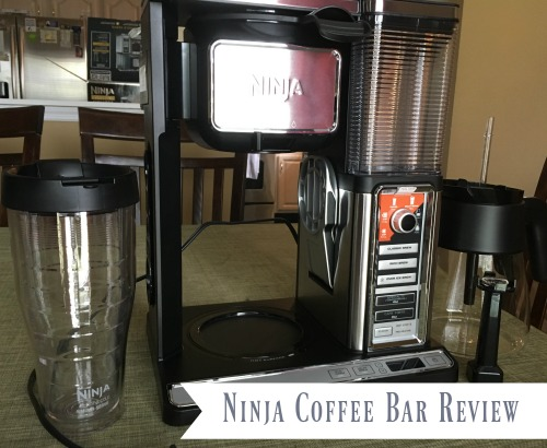 Ninja Coffee Bar System Review Mysterious Ramblings